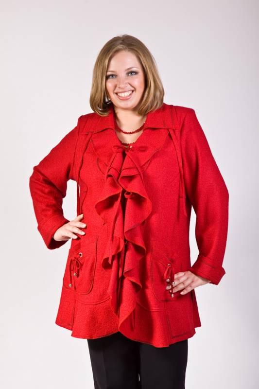 Женская Осенняя Одежда Большого Размера Доставка